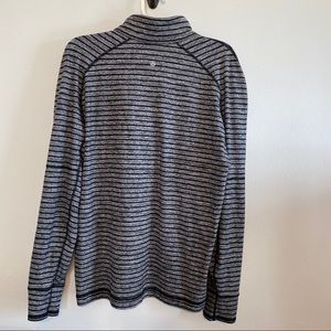 Lululemon Surge Warm 1/2 Zip Pullover